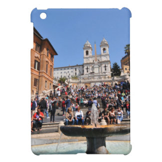 Piazza di Spagna, Rome, Italy Cover For The iPad Mini