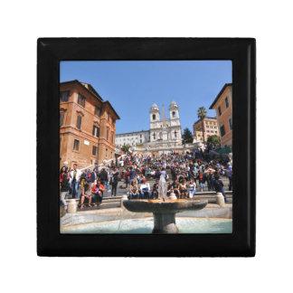 Piazza di Spagna, Rome, Italy Gift Box