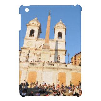 Piazza di Spagna, Rome, Italy iPad Mini Cover