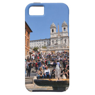 Piazza di Spagna, Rome, Italy iPhone 5 Case