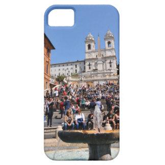 Piazza di Spagna, Rome, Italy iPhone 5 Cover