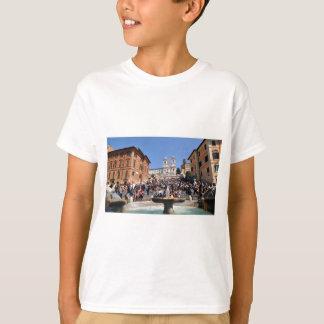 Piazza di Spagna, Rome, Italy T-Shirt