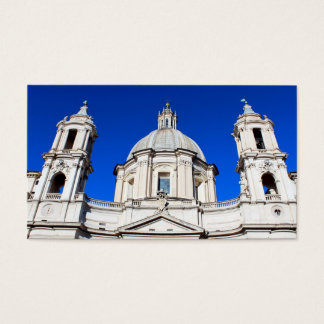 Piazza Navona Business Card