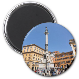 Piazza Navona in Rome, Italy Magnet