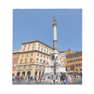 Piazza Navona in Rome, Italy Notepad