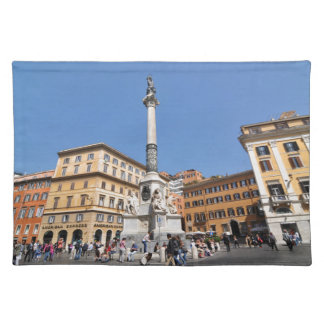 Piazza Navona in Rome, Italy Placemat