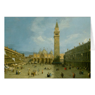 Piazza San Marco Card