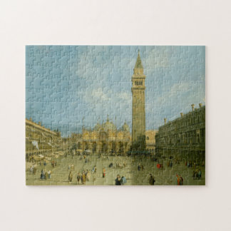 Piazza San Marco Jigsaw Puzzle