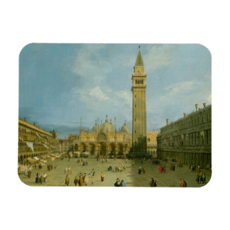 Piazza San Marco Magnet