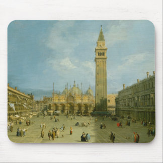 Piazza San Marco Mouse Pad