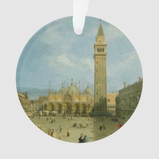 Piazza San Marco Ornament