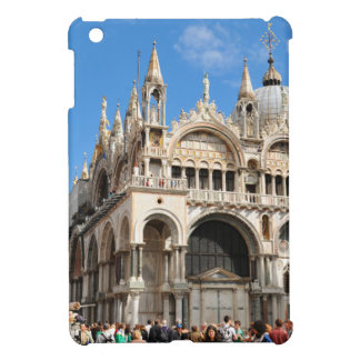 Piazza San Marco, Venice, Italy Cover For The iPad Mini