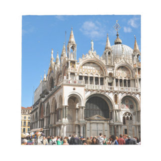 Piazza San Marco, Venice, Italy Notepads