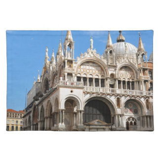 Piazza San Marco, Venice, Italy Placemat
