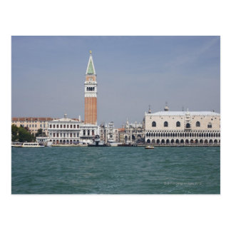 Piazza San Marco Venice Italy Postcard