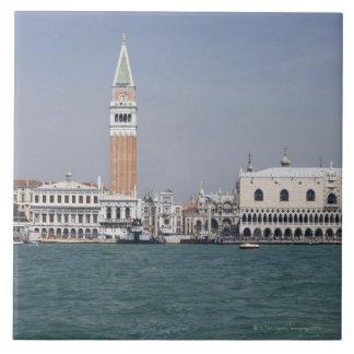 Piazza San Marco Venice Italy Tiles