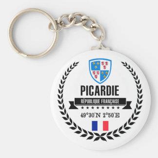 Picardie Keychain