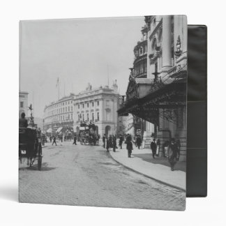 Piccadilly Circus 3 Ring Binders