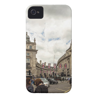Piccadilly Circus iPhone 4 Cover