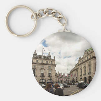 Piccadilly Circus Keychain