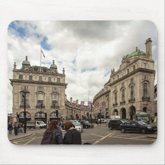 Piccadilly Circus Mouse Pad