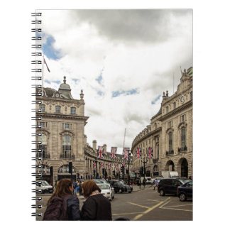 Piccadilly Circus Note Book