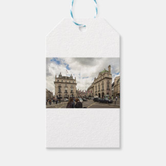 Piccadilly Circus Pack Of Gift Tags