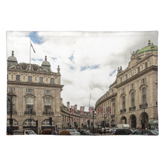 Piccadilly Circus Placemat
