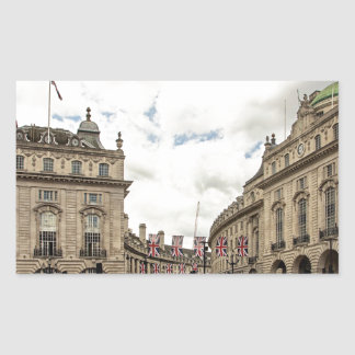 Piccadilly Circus Sticker