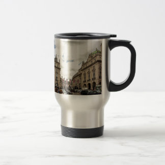 Piccadilly Circus Travel Mug