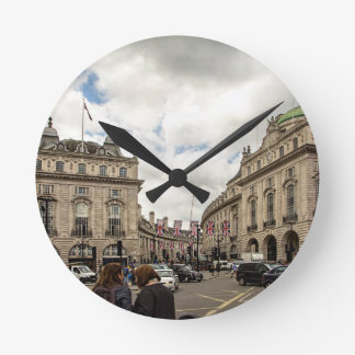 Piccadilly Circus Wall Clock