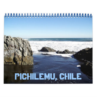 Pichilemu, Chile Calendar