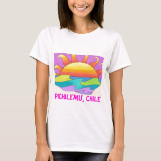 Pichilemu Surf Shop t shirts for women