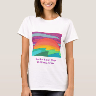 Pichilemu Surf Shop Women's t shirts