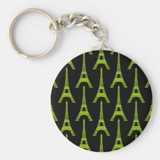 PICK-A-COLOR Eiffel Tower Keychain