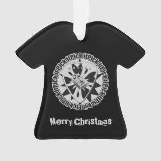 Pick It - Merry Christmas Guitar Pick Ornament