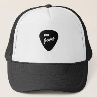 Pick Jesus Trucker Hat