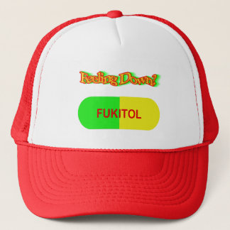 Pick me up trucker hat