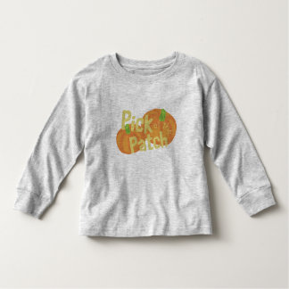 Pick Of The Patch Toddler Long Sleeve T-Shirt