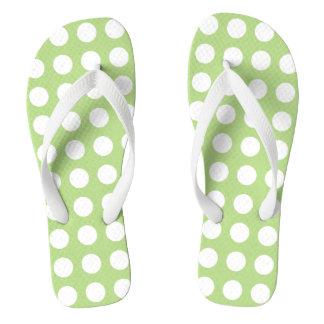 Pick The Colour Polka Dot Flip flops
