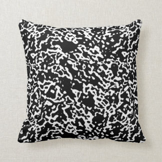 Pick The Colour White Marble Effect Cushion 3