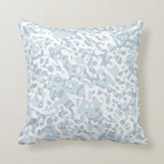 Pick The Pastel Colour Marble Look Throw Pillow 1