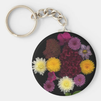 Pick This Bouquet Keychain