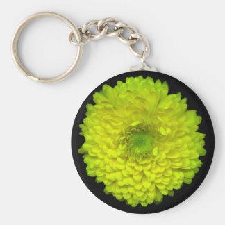 Pick This Flower Basic Round Button Keychain