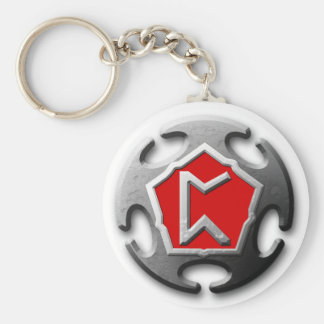 Pick Up Artists Unite Basic Round Button Keychain