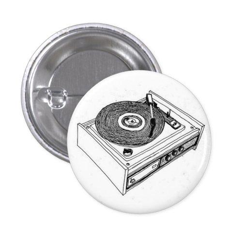 Pick up, dj. button