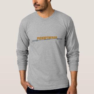 Pick up the Bar Orange T-Shirt