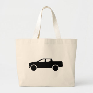 Pick Up Truck Large Tote Bag