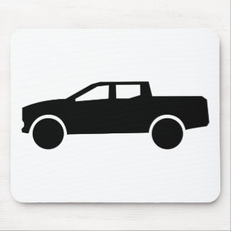 Pick Up Truck Mouse Pad