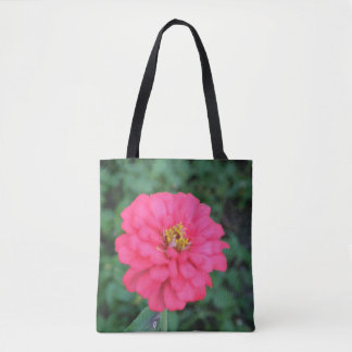 Pick Your Own Zinnias in a West Tisbury Field Tote